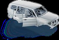 Детали кузова Mitsubishi Outlander