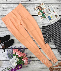Классические брюки cigarettes со стрелками на замочках  PN3284