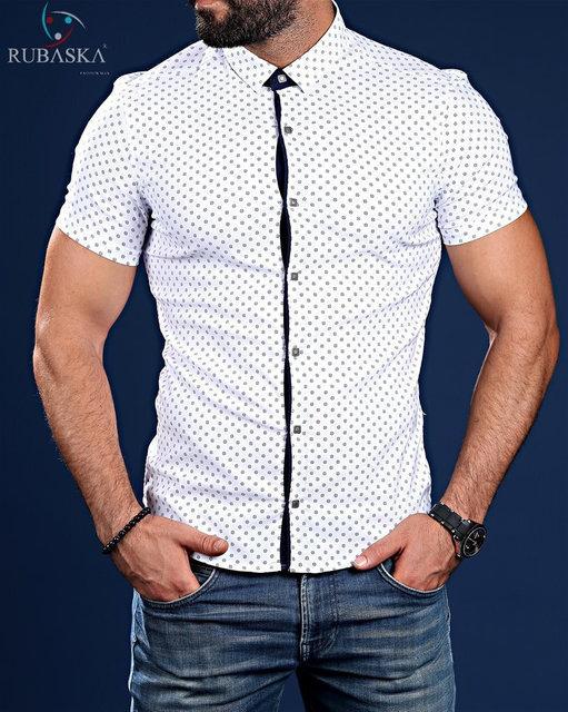 c6d6e4a2dcb2dc5 Качественная мужская белая рубашка оптом и в разницу: продажа, цена ...