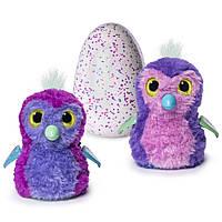 Интерактивная игрушка Hatchimals: Гламурный Пингви в яйце