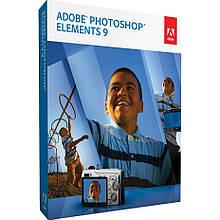 Программа Adobe Photoshop Elements 9 Rus OEM