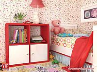 """Комплект мебели, Система """"Домино цветное""""№9 от """"VIP-master"""" в детскую комнату"""