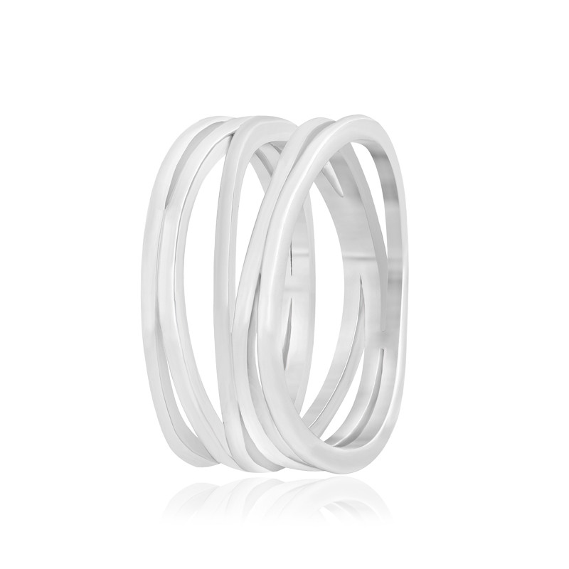 """Серебряное кольцо копия """"Tiffany"""""""