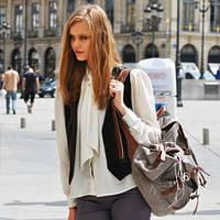 Городские рюкзаки для модниц: обзор новинок и трендовых моделей