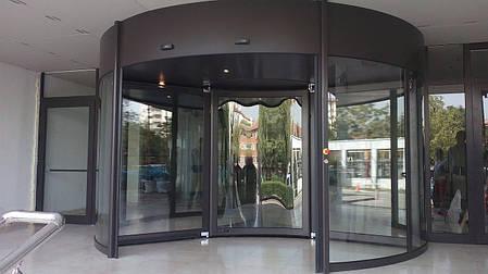 Автоматическая вращающаяся дверь ED500 Maxi, фото 2