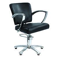 Парикмахерское кресло TULIP (гидравлика, пятилучье)