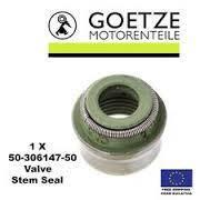 Goetze сальник клапана (маслосъемный, впуск/выпуск)