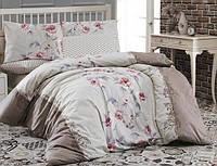 First Сhoice Karen Kahve постельное белье ранфорс семейный комплект