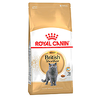 Сухой корм Royal Canin British Shorthair для кошек британских пород 4 кг.