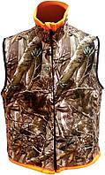 Безрукавка из флиса Norfin Hunting Reversable Vest Passion/Orange (724004-XL)