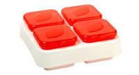 Snips Контейнер для заморозки зелени и соусов Food Conteiners 400мл SN033030
