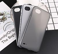 TPU чехол накладка бампер для LG Q6 (3 цвета)