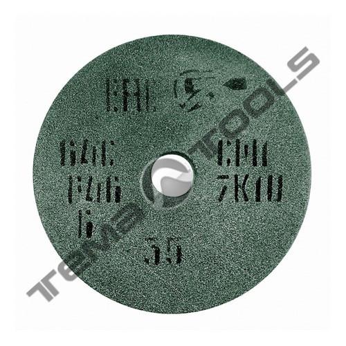 Круг шлифовальный 64С ПП 150х16х32 16-25 СМ-СТ из карбида кремния