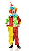 Клоун Фантик карнавальный костюм для мальчика \ Размер  122-128; 134-140 \ BL - ДС184