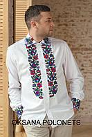 Сорочка чоловіча вишита, фото 1