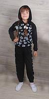 Спортивный костюм для девочек от 1 года до 6 лет