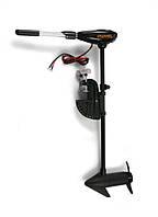 Электрический лодочный мотор Flover 45TG ( с телескопической ручкой и индикатор зарядки АКБ )