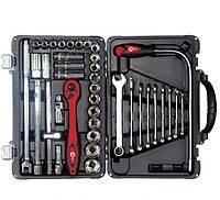 Профессиональный набор инструмента INTERTOOL ET-7039