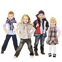 Широкий ассортимент детской одежды
