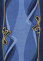 Ковровая дорожка синяя 1,6м