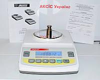 Весы лабораторные AXIS ADG 100С