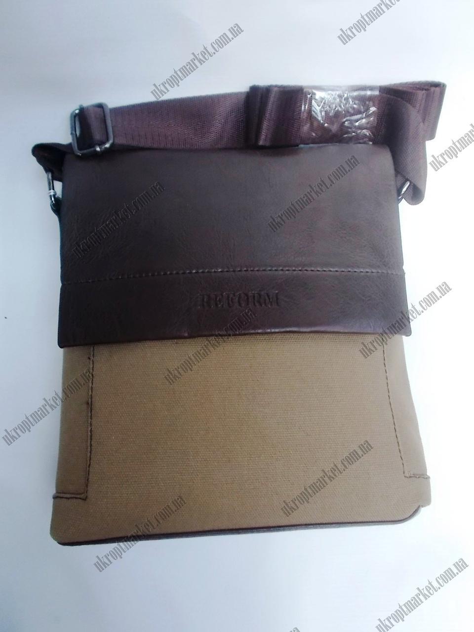 """Клатч-сумка мужская (24x21 см) """"Bagson""""  купить оптом со склада на 7 км RH-254"""