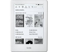 Электронная книга Amazon Kindle Touch 2016 (с рекламой)