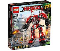 LEGO Ninjago Огненный робот Кая 70615, фото 1