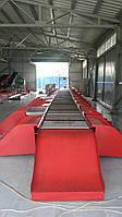 Система сортировки товаров, грузов для склада