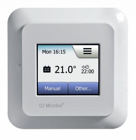 OJ Electronics OCD5–1999  - Сенсорный терморегулятор для теплого пола
