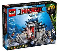 LEGO Ninjago Храм Последнего великого оружия 70617