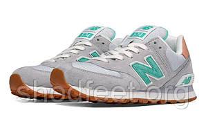 Женские кроссовки New Balance WL574BCB