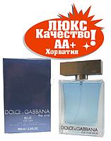 Dolce gabbana The One blue for Men  Люкс качество АА++ Дольче и Габбана Зе Ван Блю Мен