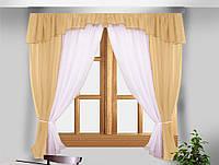 Готовые шторы для кухни в интернете, фото 1