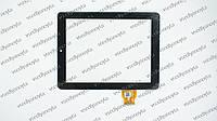 """Тачскрин (сенсорное стекло) для Explay Informer 804, DPT 300-L3759A-A00-V1.0, 8"""", размер 196x150 мм, черный"""
