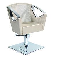 Парикмахерское кресло MIA (гидравлика, квадрат)