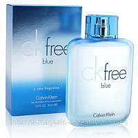Мужская туалетная вода Calvin Klein Free Blue EDT 100 ml