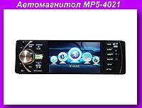 Автомагнитола MP5-4021 USB магнитола,Автомагнитола в авто