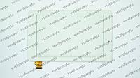 """Тачскрин (сенсорное стекло) для Prestigio 7 PMP5670C, ACE-CG7.0A-306, 7"""", внешний размер 187*115 мм, рабочий размер 151*95 мм, 41pin, белый"""
