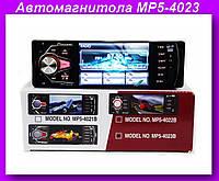 MP5-4023 USB Автомагнитола магнитола,Автомагнитола в авто!Опт