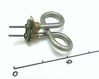 ТЭН для тульского самовара 1000w на фланце (нержавейка)