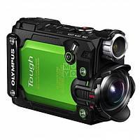 Экшн-камера OLYMPUS TG-Tracker Green (V104180EE000)