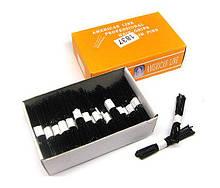 Черные шпильки для волос средние 500 шт.