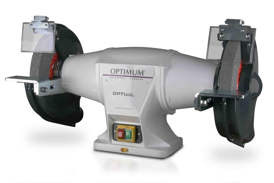 Шлифовальный станок по металлу Optimum OPTIgrind GZ 30D