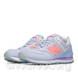 Женские кроссовки New Balance WL574BWA