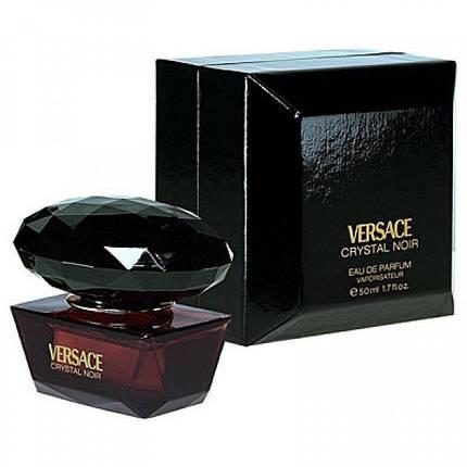 Женская туалетная вода Versace Crystal Noir EDT 90 ml реплика, фото 2