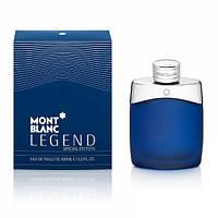 Мужская туалетная вода Mont Blanc Legend special edition EDT 100 ml