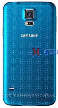 Задняя крышка Samsung G800 S5 mini Blue, фото 2