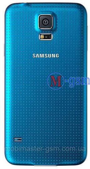 Задняя крышка Samsung G800 S5 mini Blue