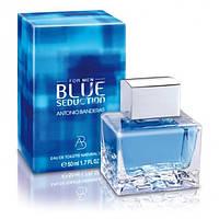 Мужская туалетная вода Antonio Banderas Blue Seduction for Men edt 100 ml